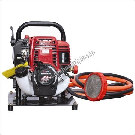 Engine Fitted Portable Sprayer With Honda GX35