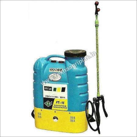 Battery Operated Power Sprayer