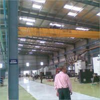 Electrically Operated Overhead Cranes