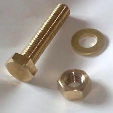 Brass Nuts & Bolts