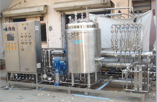 Purified Water Generation System Plant