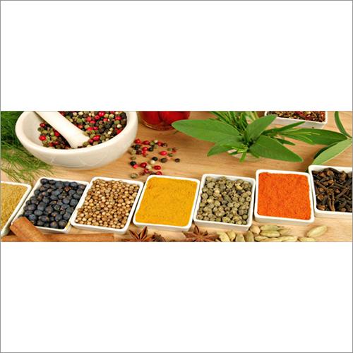 Handmade spices