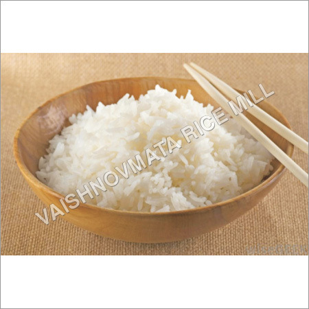 Boiled Sona Masoori Rice