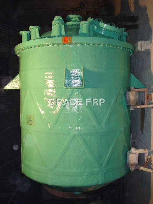 Frp Reaction Vessel