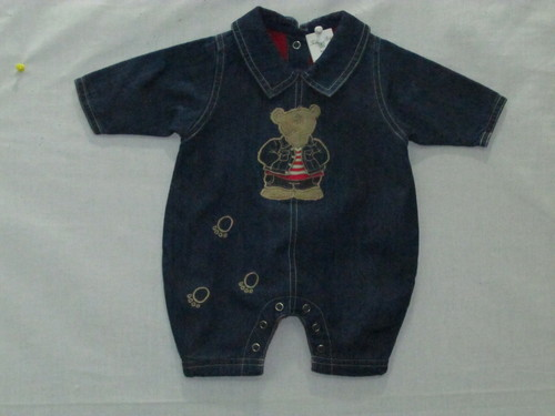 Baby Denim Suits