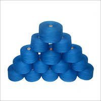 Blue Cotton Yarn