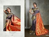 Exclusive Designer Banarasi Silk Saree