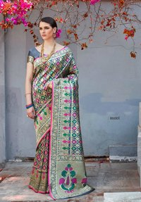 Designer Exclusive Banarasi Saree