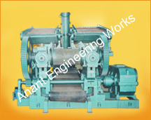 Rubber Tire Grinding Machine