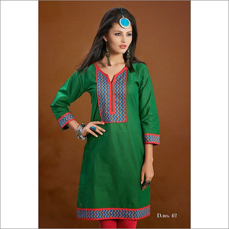 Cotton Kurti Designs for Girls