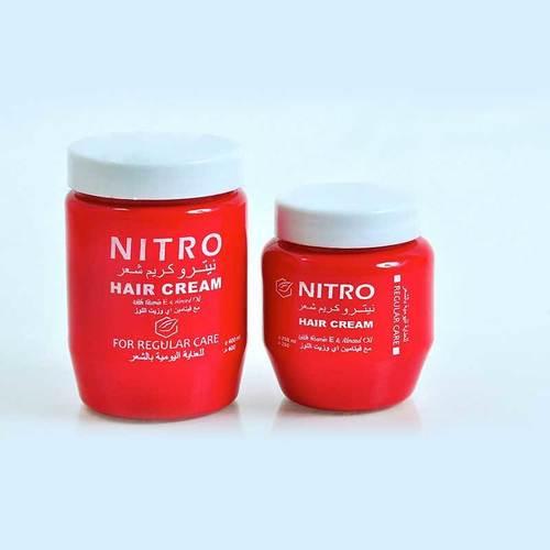 Hair Cream With Vitamin E & Almond Oil