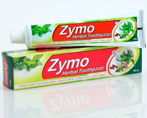 Zymo Herbal Toothpaste
