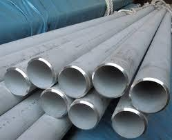 SS 321H Seamless Pipe