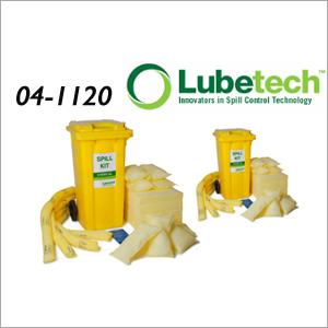 80 litre Superior Chemical Spill Kit - Static Bin