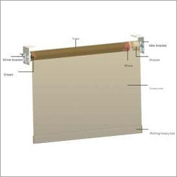 Remote Control Motorized Roller Shades