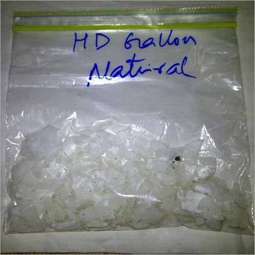 HD Gallon Natural Plastic Granules - HD Gallon Natural