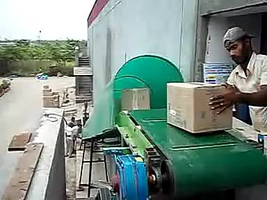 Box Transfer Conveyor Machine