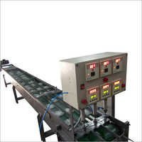 Pouch Counting Conveyor Machine