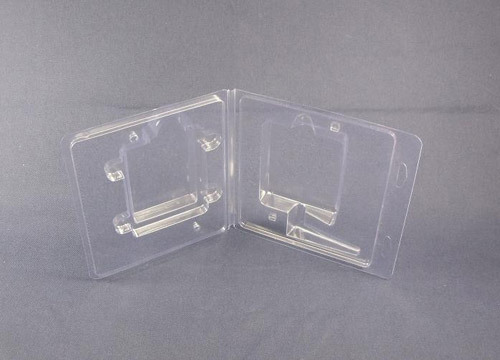 Thermoformed PVC Clamshell Packaging