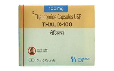 Drug information on brand Thalix