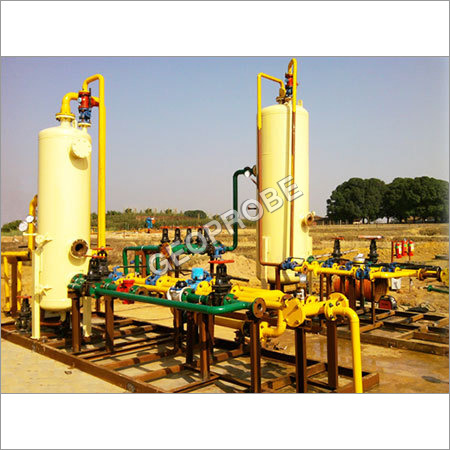 Methane Gas Extraction