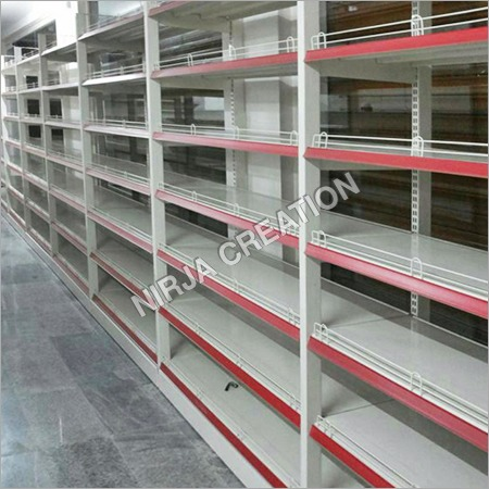 Four Pillar Shelving Racks