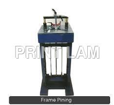 Photo Frame Pinning Machine