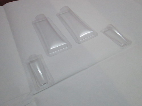 Cosmetic Blister Packing Material