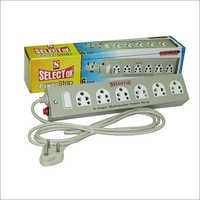 6 Socket Metal Power Strips