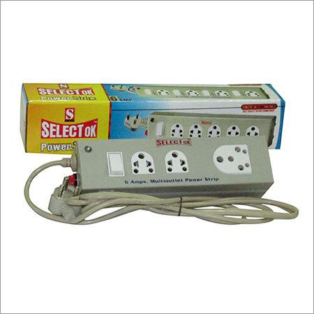 Light to Power Socket Power Strips