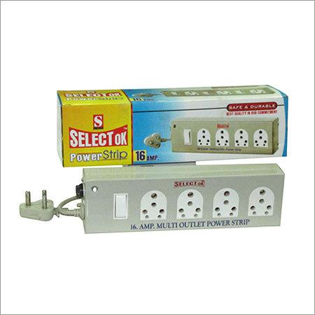 Power Strip Multiple Socket
