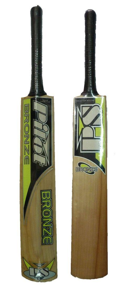 PS PILOT cricket bat BRONZE