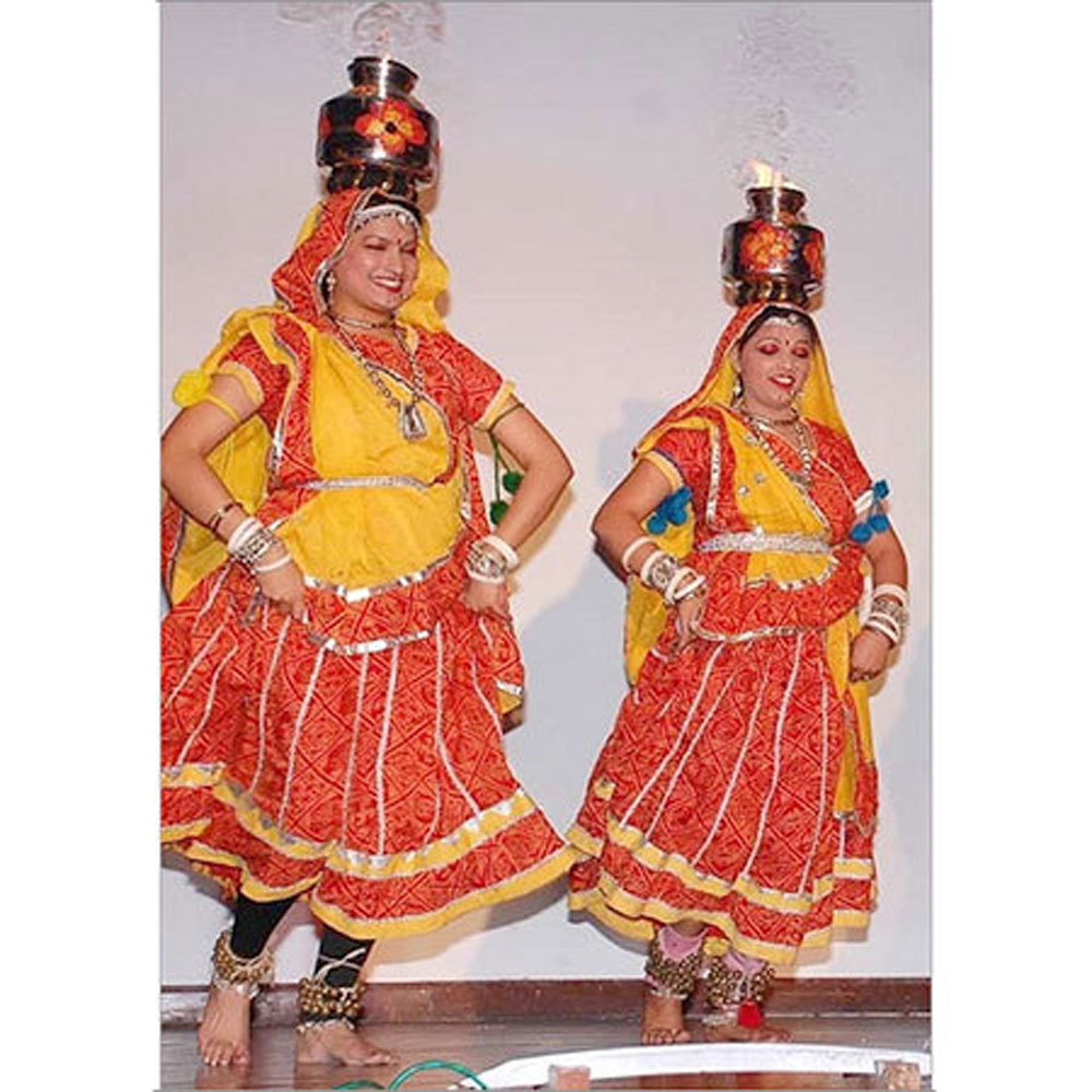 Bhandej Rajasthani Costumes