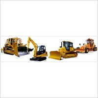Heavy Earthmoving Equipment Parts