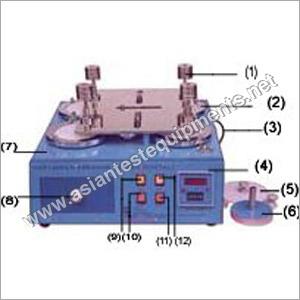 Fabric Testing Equipments