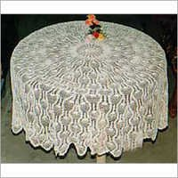 Chrochet Round Table Cloth