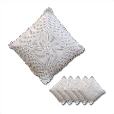 Handmade Crochet Pillow Covers