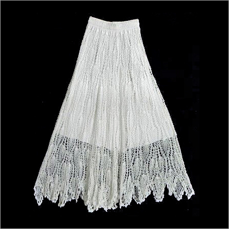 Handmade Ladies Crochet Skirts