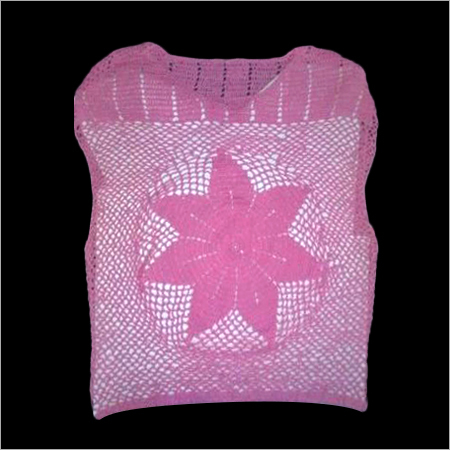 Handmade Designer Ladies Crochet Wear
