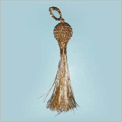 Handmade Beaded Crochet Laces