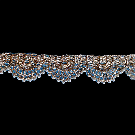 Handmade Crochet Fancy Lace Edges