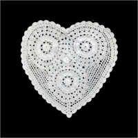 Handmade Crochet Heart Flaour  Motifs