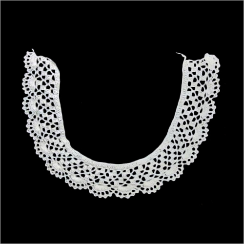 Handmade Crochet Neck Collars