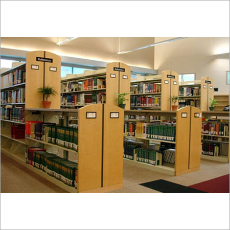 Books Display Stacks