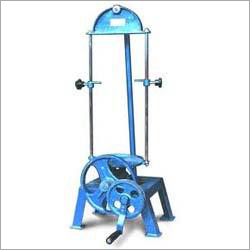 Hand Operated Sieve Shaker