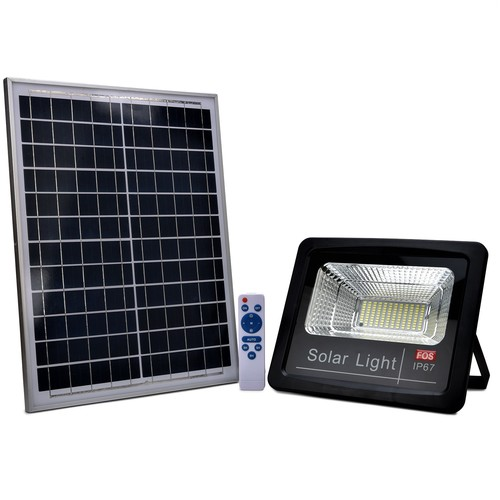 Integrated Solar Flood Lighting Systems