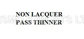 Non Lacquer Pass Thinner