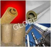 Mineral Wool (Rock wool) Pipe Section