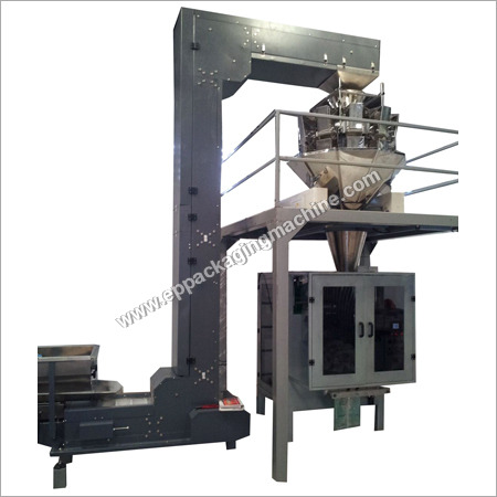Multi Head Weigher (Load Cell Based)