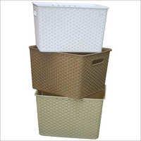 Rectangular Plastic Baskets
